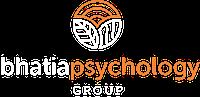 Bhatia Psychology stacked logo